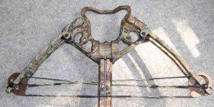 テンポイント社製クロスボウのボウユニットに、弦やケーブルはどのように張られているのかな?